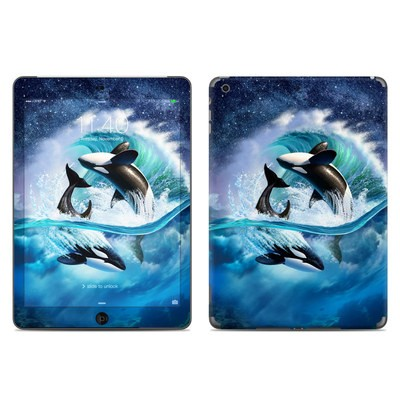 Apple iPad Air Skin - Orca Wave
