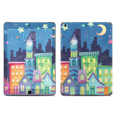 Apple iPad Air Skin - Our Town