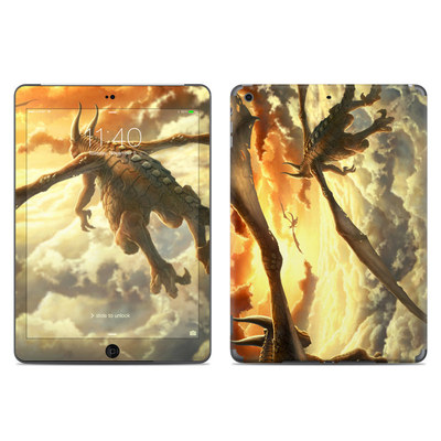 Apple iPad Air Skin - Over the Clouds