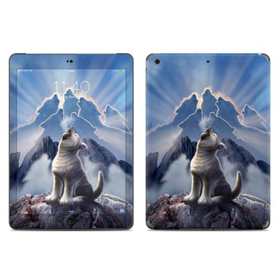 Apple iPad Air Skin - Leader of the Pack