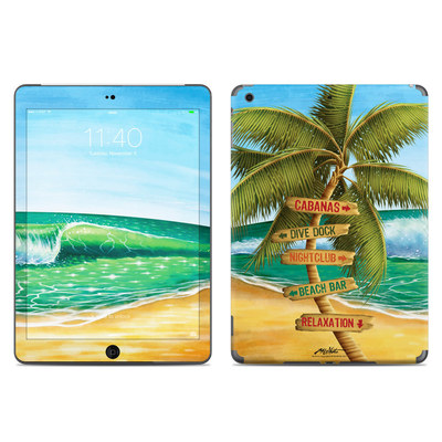 Apple iPad Air Skin - Palm Signs