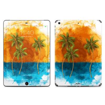 Apple iPad Air Skin - Palm Trio