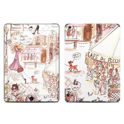 Apple iPad Air Skin - Paris Makes Me Happy