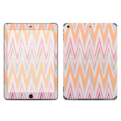 Apple iPad Air Skin - Pastel Chevron