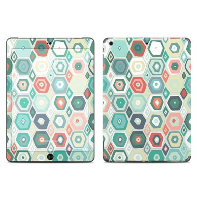 Apple iPad Air Skin - Pastel Diamond