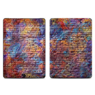 Apple iPad Air Skin - Painted Brick