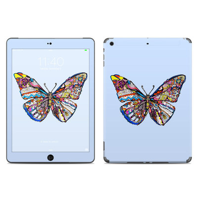 Apple iPad Air Skin - Pieced Butterfly