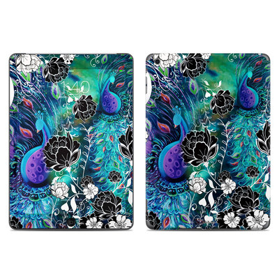 Apple iPad Air Skin - Peacock Garden
