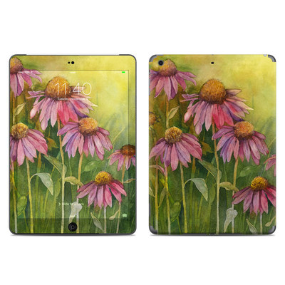 Apple iPad Air Skin - Prairie Coneflower