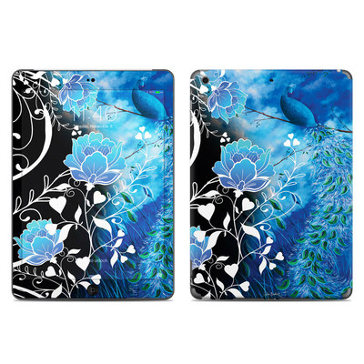 Apple iPad Air Skin - Peacock Sky
