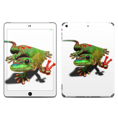 Apple iPad Air Skin - Peace Gecko