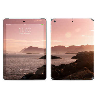 Apple iPad Air Skin - Pink Sea