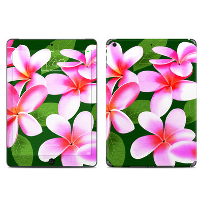 Apple iPad Air Skin - Pink Plumerias