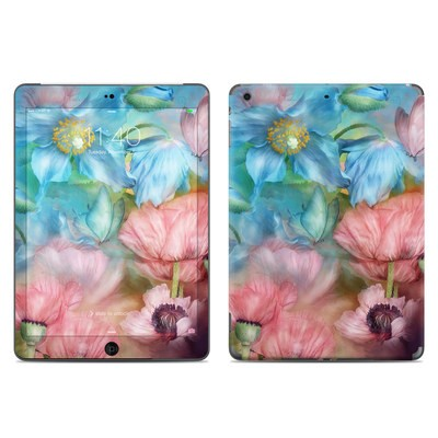 Apple iPad Air Skin - Poppy Garden