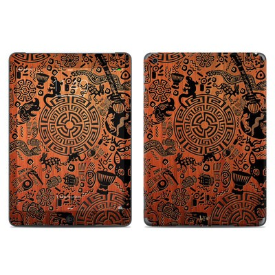 Apple iPad Air Skin - Primitive Symbols