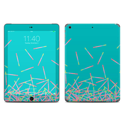Apple iPad Air Skin - Pop Rocks Wands