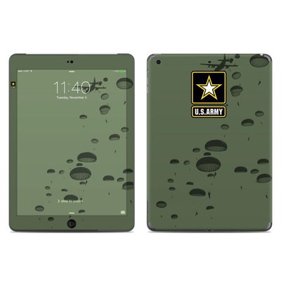 Apple iPad Air Skin - Pull The Lanyard