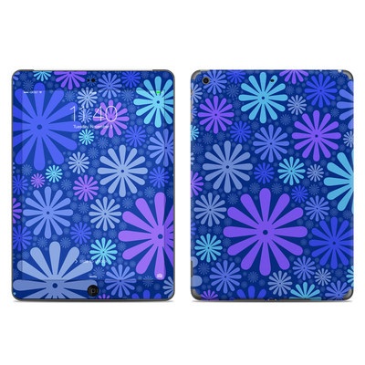 Apple iPad Air Skin - Indigo Punch
