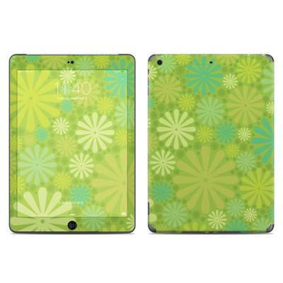 Apple iPad Air Skin - Lime Punch