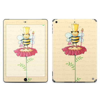 Apple iPad Air Skin - Queen Bee