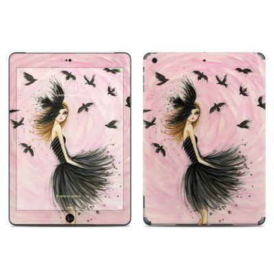 Apple iPad Air Skin - Raven Haired Beauty