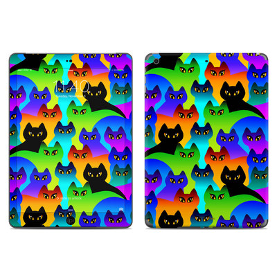 Apple iPad Air Skin - Rainbow Cats