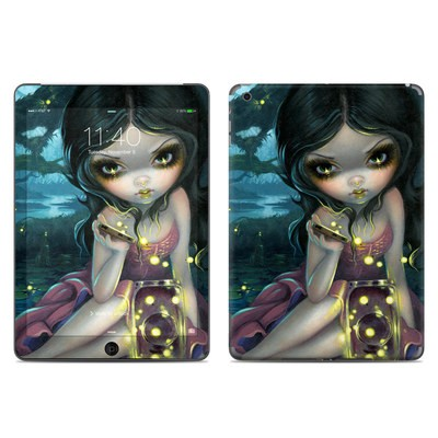 Apple iPad Air Skin - Releasing Fireflies