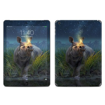 Apple iPad Air Skin - Rhinoceros Unicornis