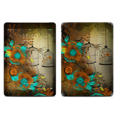 Apple iPad Air Skin - Rusty Lace