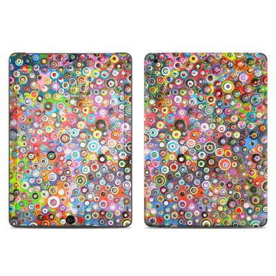 Apple iPad Air Skin - Round and Round