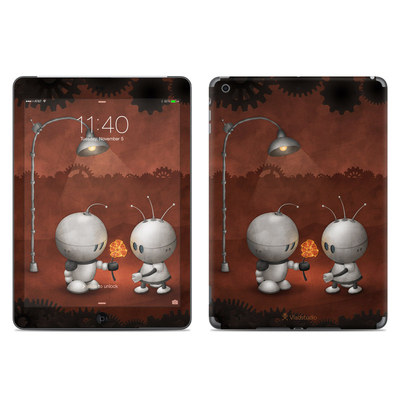 Apple iPad Air Skin - Robots In Love