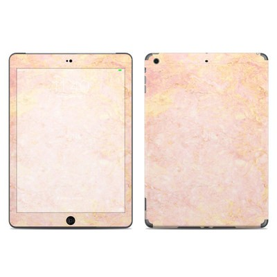 Apple iPad Air Skin - Rose Gold Marble