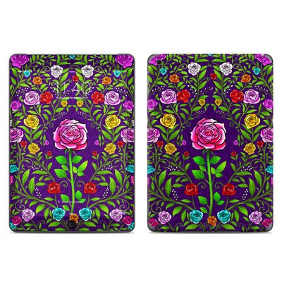 Apple iPad Air Skin - Rose Burst