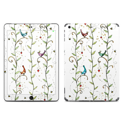 Apple iPad Air Skin - Royal Birds
