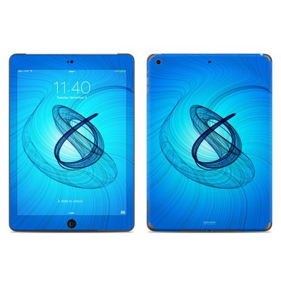 Apple iPad Air Skin - Rotating Swirls