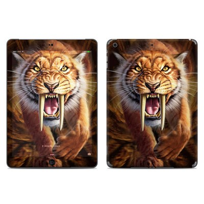 Apple iPad Air Skin - Sabertooth