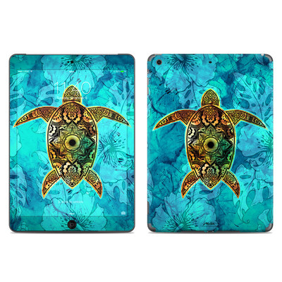 Apple iPad Air Skin - Sacred Honu