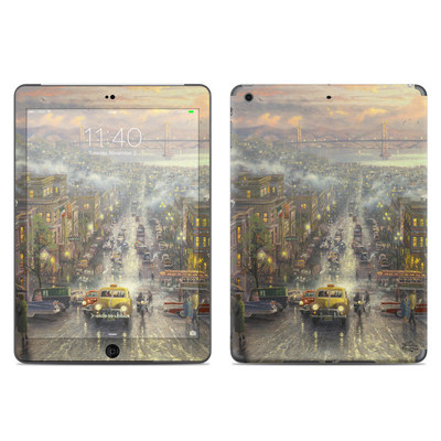 Apple iPad Air Skin - Heart of San Francisco