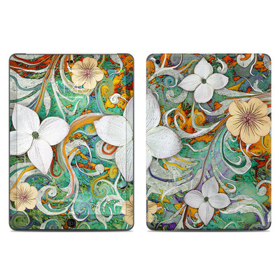 Apple iPad Air Skin - Sangria Flora