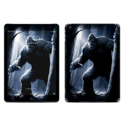 Apple iPad Air Skin - Sasquatch