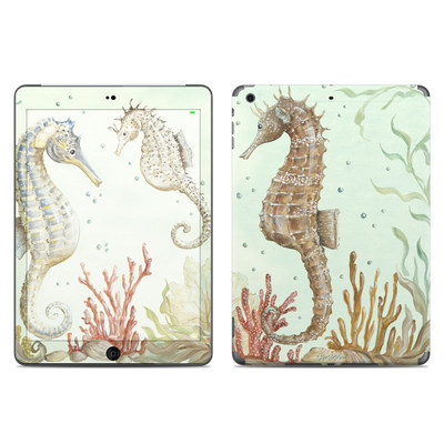 Apple iPad Air Skin - Seahorse Trio
