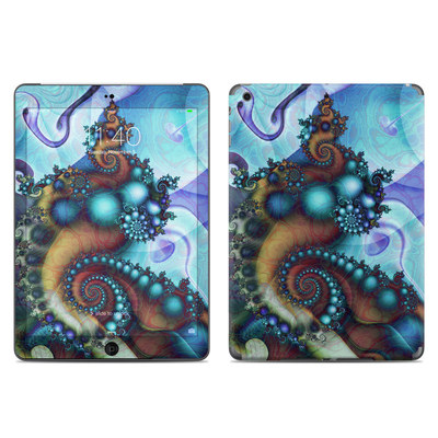 Apple iPad Air Skin - Sea Jewel