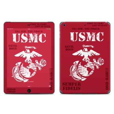 Apple iPad Air Skin - Semper Fi