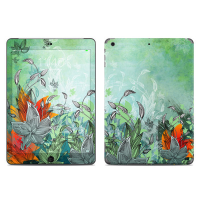 Apple iPad Air Skin - Sea Flora