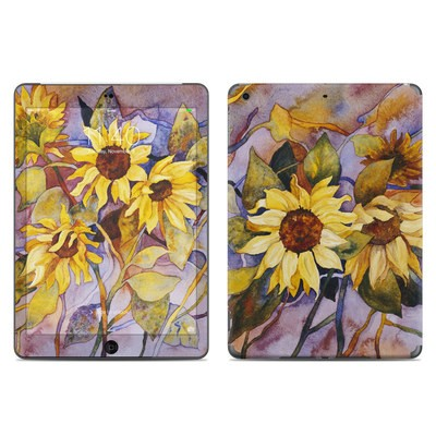 Apple iPad Air Skin - Sunflower