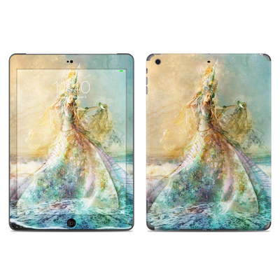 Apple iPad Air Skin - The Shell Maiden
