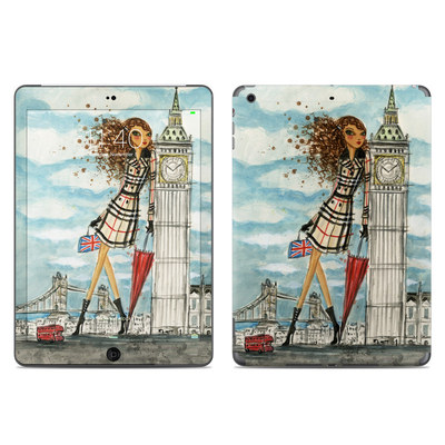 Apple iPad Air Skin - The Sights London