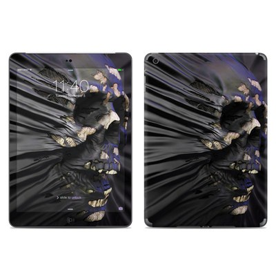 Apple iPad Air Skin - Skull Breach