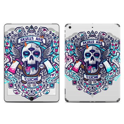 Apple iPad Air Skin - Skulls Are Cliche