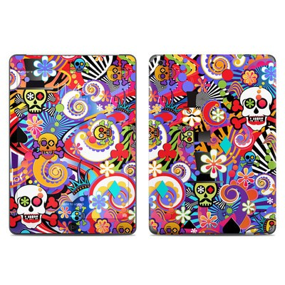Apple iPad Air Skin - Skull Squad